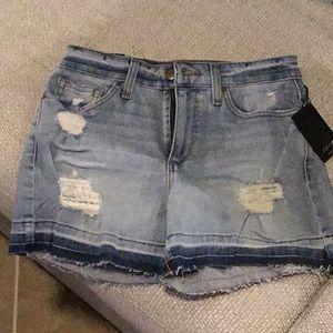Joe's Jeans cutoff shorts, NWT